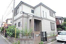 [一戸建] 埼玉県越谷市東越谷5丁目 の賃貸【/】の外観