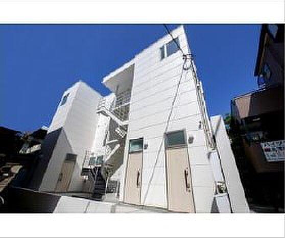 リーテンリュカ西新井[2階]の外観