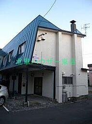 北海道札幌市東区本町一条3丁目の賃貸アパートの外観