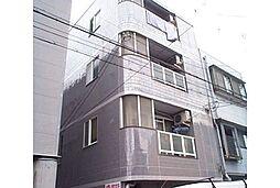 京都府京都市中京区北小路町の賃貸マンションの外観