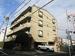 東京都世田谷区船橋4丁目の賃貸マンションの外観