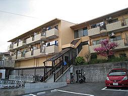 大阪府茨木市南春日丘3丁目の賃貸マンションの外観