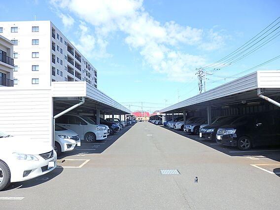 屋根付駐車場 ...