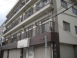 広島県広島市佐伯区五日市7丁目の賃貸マンションの外観
