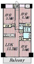 市川駅 13.9万円