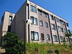 ポート24小樽[3階]の外観