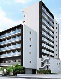 東京都墨田区菊川3丁目の賃貸マンションの外観