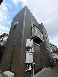 千葉県千葉市中央区鵜の森町の賃貸アパートの外観