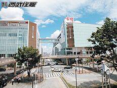 JR青梅線「河辺」駅まで徒歩23分