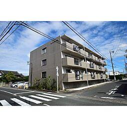 静岡県浜松市中区上島4丁目の賃貸マンションの外観