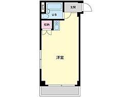 ランドフォレスト東豊田[1階]の間取り