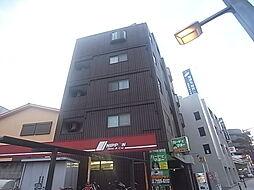 明原マンション森田[203号室]の外観