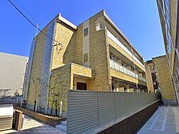 リブリ・mdi 足立II[2階]の外観