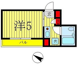 【敷金礼金0円!】シャトル五反野