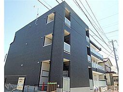 千葉県船橋市坪井西2丁目の賃貸マンションの外観