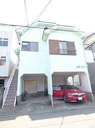 水戸ハイツ[2階]の外観
