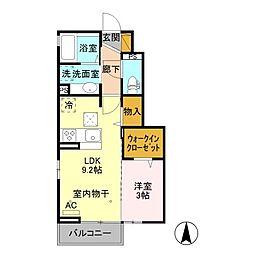 鹿沼駅 5.3万円
