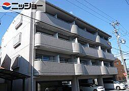 パフォス草薙[2階]の外観