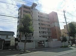 福岡県北九州市戸畑区天神1の賃貸マンションの外観