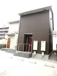静岡県掛川市南西郷の賃貸アパートの外観