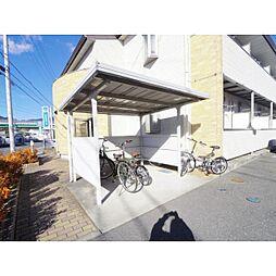 静岡県静岡市清水区堀込の賃貸アパートの外観