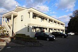 岡山県倉敷市羽島丁目なしの賃貸アパートの外観