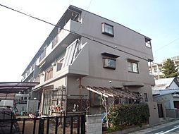 愛知県名古屋市瑞穂区亀城町5丁目の賃貸マンションの外観