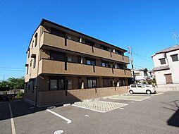 大阪府堺市美原区阿弥の賃貸アパートの外観