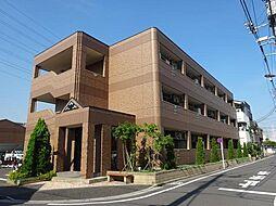 東京都足立区江北7丁目の賃貸マンションの外観