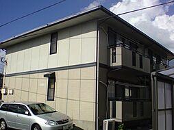 佐賀県唐津市松南町の賃貸アパートの外観