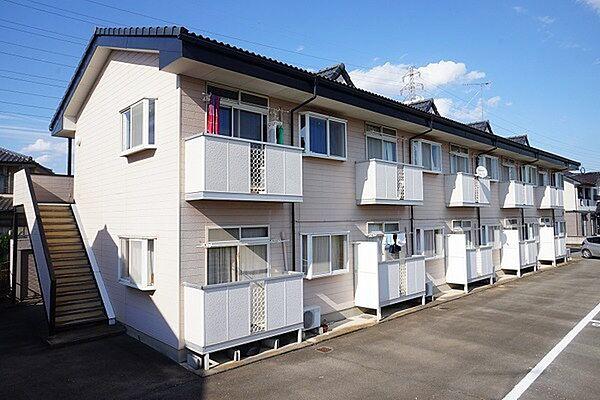 キャッスルハイツ21 1階の賃貸【群馬県 / 太田市】