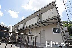 愛知県豊田市梅坪町6丁目の賃貸アパートの外観