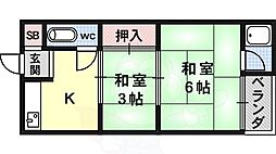 桂川駅 2.5万円