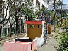 周辺環境:南一児童遊園