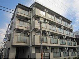 大阪府大阪市旭区新森5丁目の賃貸マンションの外観