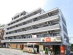 オール電化カーサソラッツオ弐番館[4階]の外観