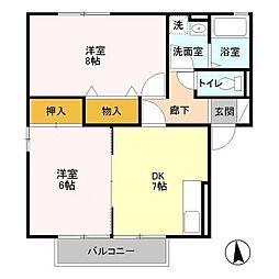 下野大沢駅 5.3万円