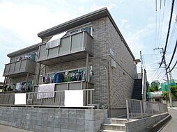 岡山県倉敷市児島小川9丁目の賃貸アパートの外観