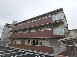ムーランアヴァンC[2階]の外観