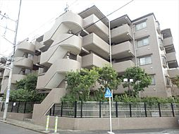 クレアハウス弐番館[3階]の外観