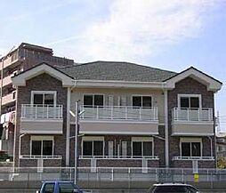 兵庫県神戸市垂水区名谷町字堂面の賃貸アパートの外観