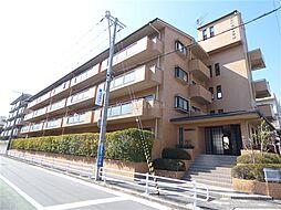 兵庫県神戸市東灘区本山中町1丁目の賃貸マンションの外観