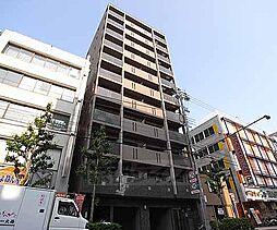 京都府京都市上京区伊勢屋町の賃貸マンションの外観