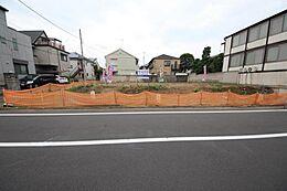 土地面積:86.67平米 建築条件なし売地