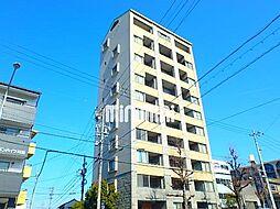 愛知県名古屋市昭和区川原通6の賃貸マンションの外観