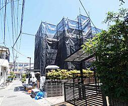 京都府京都市伏見区淀下津町の賃貸アパートの外観