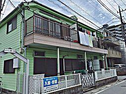 メゾン鶴ヶ島[101号室号室]の外観