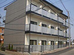 レオパレスオクシム[1階]の外観