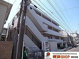 クリスタル津田沼[1階]の外観