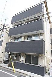 東京都練馬区氷川台4丁目の賃貸マンションの外観